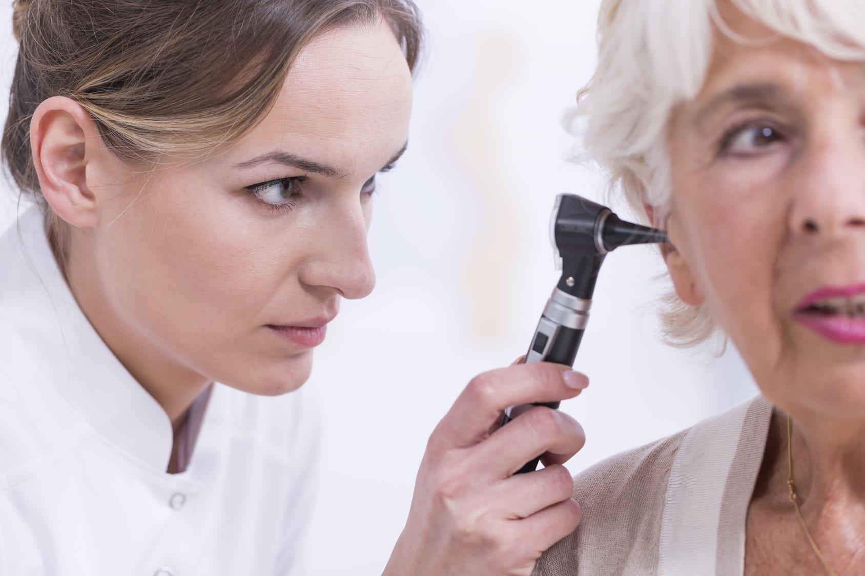 Ciało obce w uchu - postępowanie