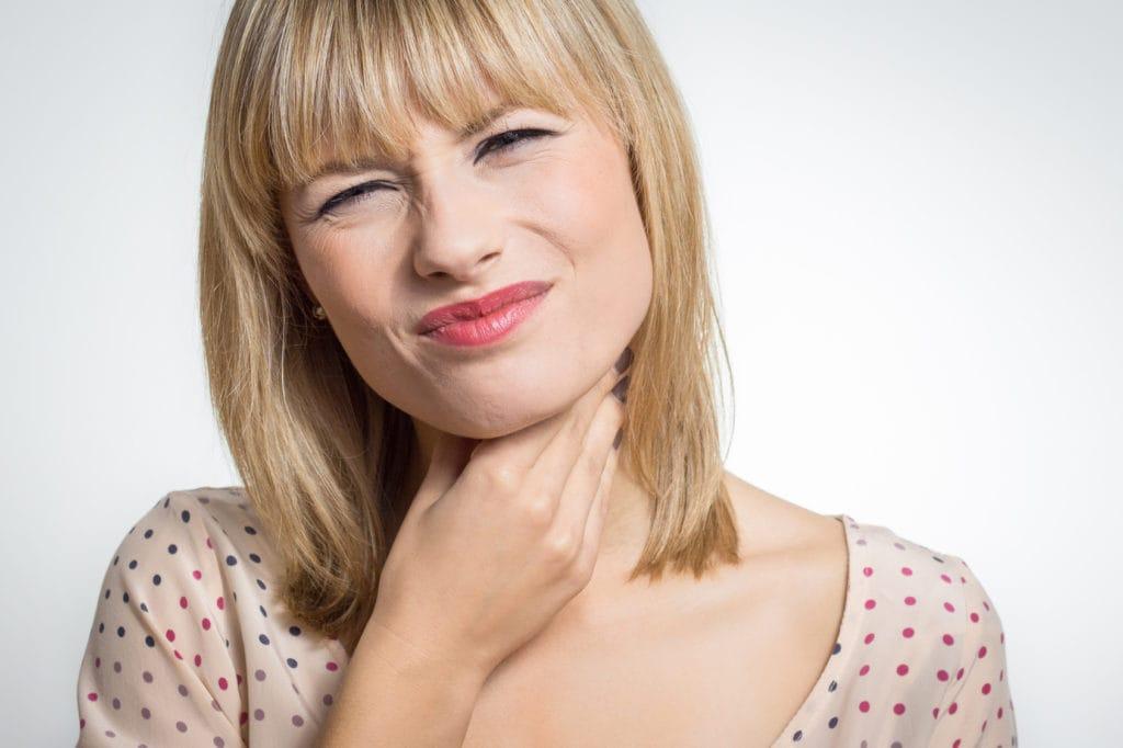 Grzybicze zapalenie gardła - przyczyny, objawy, leczenie