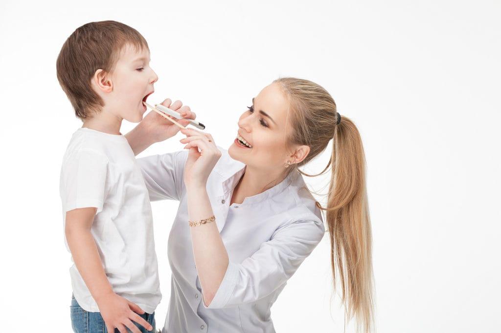 Spuchnięty języczek podniebienny - co oznacza?